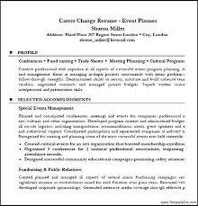 event coordinator resume resume event coordinator event coordinator resume sle event