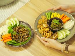 set cuisine promotion อ มอร อยก บ set อาหารค porwa northern cuisine