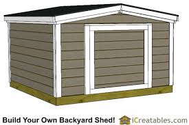 6x8 short shed plans shed plans with low roof height