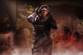 what does siege rainbow six siege on the punch starts from the and