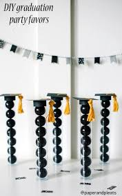 graduation party favors diy gumball graduation cap party favors babycenter