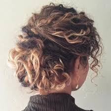 hairstyles for curly and messy hair 55 styles and cuts for naturally curly hair in 2018 layered curly