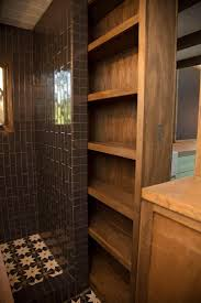 Tiny House Bathroom Ideas by 13 Best Tiny House Images On Pinterest Tiny Living Tiny Spaces