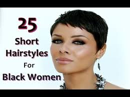 hot atlanta short hairstyles 25 short hairstyles for black women 2016 hairstylesforall com