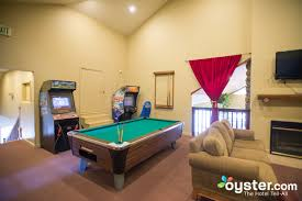 lounge u0026 game room at the forest suites resort at heavenly village