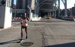 Map My Route Running by When In Nyc The Best Run Routes From The Founder Of Harlem Run