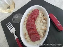 cuisiner les crozets crozets aux diots de savoie sauce au roquefort maman tambouille