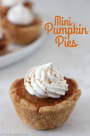 mini pumpkin pies cincyshopper