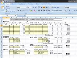 Ductwork Estimating For Hvac by Cost Calc 04