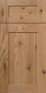 Mortise And Tenon Cabinet Doors S277 Harvest Rustic Oak Shaker Cabinet Door And Drawer Front