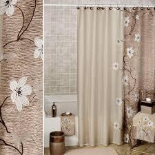 Designer Shower Curtains Fabric Designs Peachy Shower Curtains Plus Bathrooms With Bathrooms With Shower
