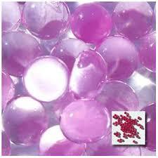 Pink Vase Fillers Pink Vase Filler Beads 4oz Bag Makes 3 Gallons Water Storing Gel