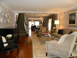 living room elegant romantic living room decor with stair and