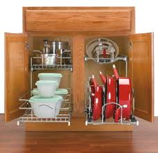 kitchen cabinet storage solutions diy pot and pan pullout pot and pan organizer pot and pan cabinet organizer pull