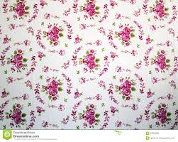 Shabby Chic Rose by Antique Pink And Red Shabby Chic Rose Repeat Pattern Wallpaper