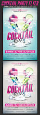 cocktail party flyer template 2 by hotpin graphicriver