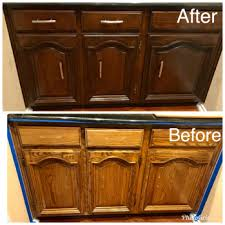 kitchen cabinets color change change the color of your kitchen cabinets and other woodwork