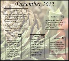 religious holidays in dec 2012humber news