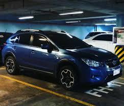 subaru xv blue taking delight in my all wheel drive u2013 deuts net
