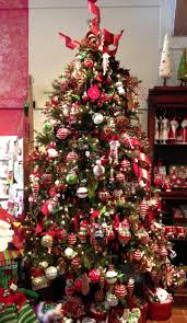 tall christmas tree christmas lights decoration