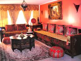 Prettymoroccanlivingroomdesign Home Beautiful Spaces - Moroccan living room furniture