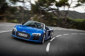 Audi R8 Top Speed - the audi r8 spyder is the 200 mph convertible you u0027ve been waiting