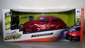 volkswagen maisto auto de rc 1 10 volkswagen beetle 1951 marca maisto 2 300 00