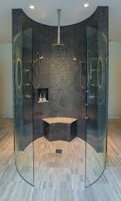 Bathroom Shower Remodel Cost Awesome Shower Remodel Cost Image Ideas With Stacked Wall