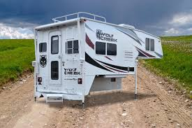 wolf creek truck campers floor plans access rv