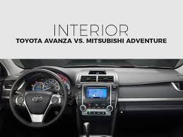 mitsubishi adventure 2017 car wars toyota avanza vs mitsubishi adventure toyota motors