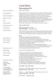 engineering resume templates test engineer cv sle grammar spelling in a cv focused resume