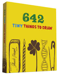 amazon com 642 tiny things to draw 9781452137575 chronicle