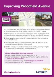 woodfield high school address improving woodfield avenue junction tell us what you think st