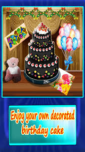 delicious cake make decoration bakery story cooking games for