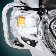 Fog Lights Tridium Led Fog Light Kit Big Bike Parts