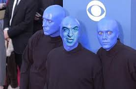 Blue Man Group Halloween Costume Love Iraqi Information Minister