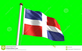 Domenican Flag Dominican Republic Flag Stock Video Illustration Of Seamless
