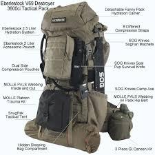 best photo bag picking the best bug out bag backpack survivalist 101