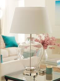 Glass Lamps Spotlight Crystal And Glass Lamps Oka U S