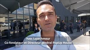 yves lozachmeur dg popup house youtube