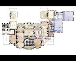 European Estate House Plans Stephen Fuller Designs Friendly French Estate Drawings Floor