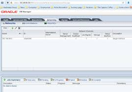 ovm console in the trenches oracle vm server
