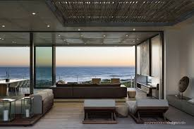 Open Seating Living Room Pearl Bay Residence By Gavin Maddock Design Studio