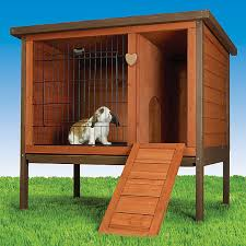 Rabbit Hutch Ramp All Living Things Rabbit Hutch Small Pet Cages Petsmart