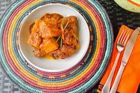cuisiner l igname cuisine recette du dimanche ragoût d igname au poulet