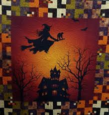 Halloween Print Fabric by Witch Hoffman Jpg