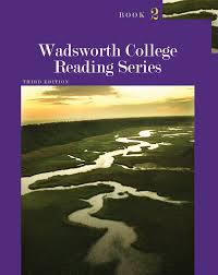 wadsworth college reading series book 2 3rd edition