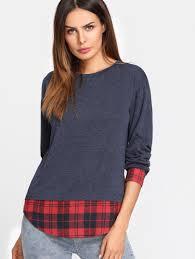 women u0027s t shirts u0026 tees online us shein sheinside