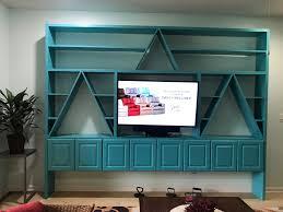 amazing tv entertainment center mi amor home decor by loni