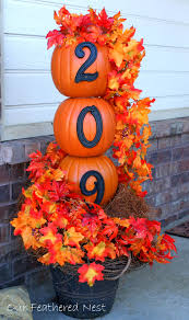 fall decorations for outside diy outdoor fall decorations outdoor designs